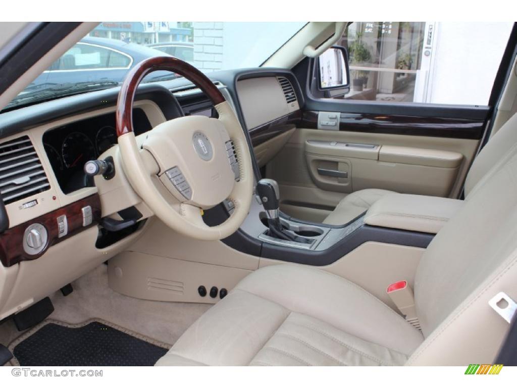 2008 Lincoln Navigator Interior 2008 White Chocolate Tri Coat Lincoln Navigator Luxury 2005