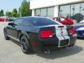 2007 Black Ford Mustang Shelby GT Coupe  photo #4