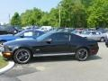 2007 Black Ford Mustang Shelby GT Coupe  photo #26