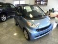 Light Blue Metallic - fortwo passion cabriolet Photo No. 4