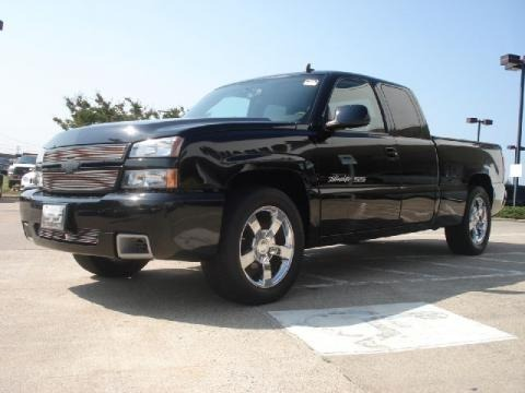 2006 chevrolet silverado 1500 intimidator ss data info. Black Bedroom Furniture Sets. Home Design Ideas