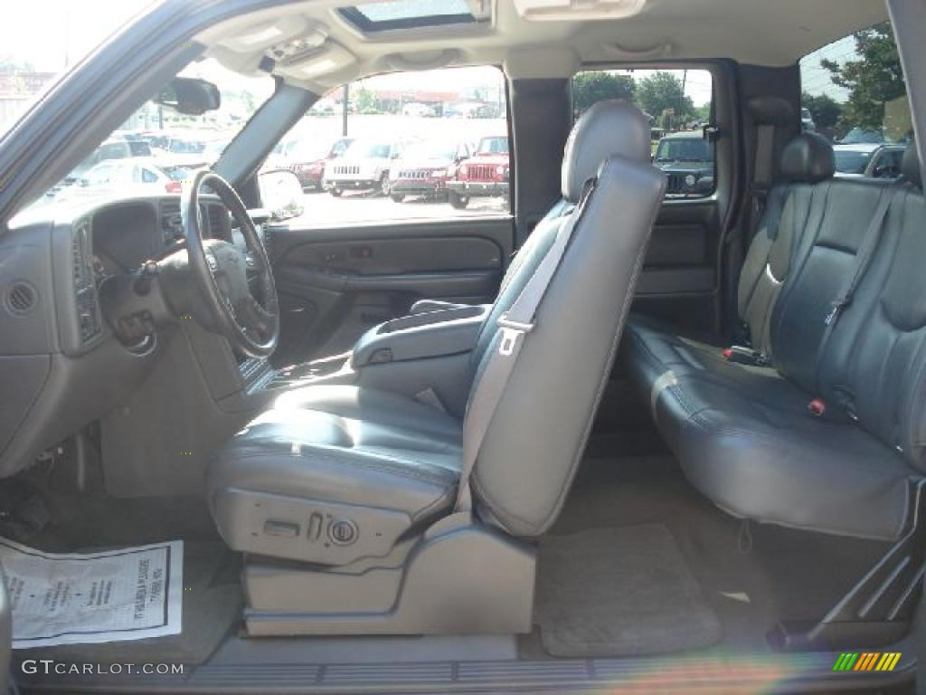 2006 Chevrolet Silverado 1500 Intimidator SS interior Photo #49844419 ...