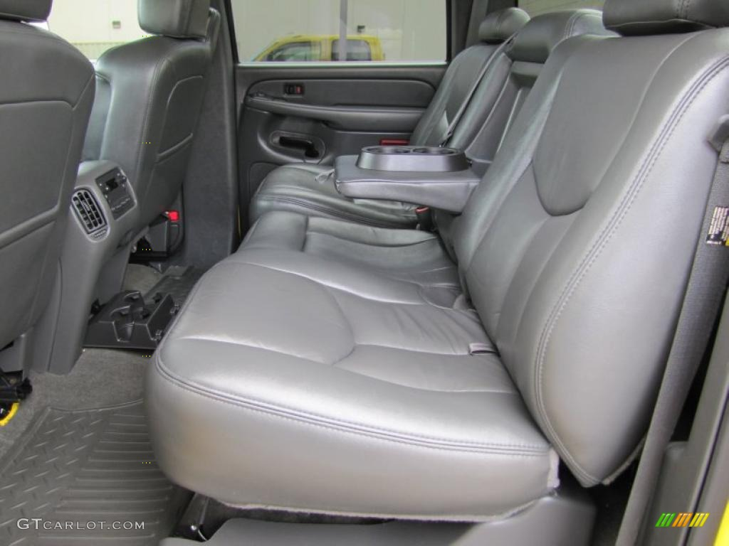 Medium Gray Interior 2007 GMC Sierra 2500HD Classic SLT Crew Cab 4x4 Photo #49846666