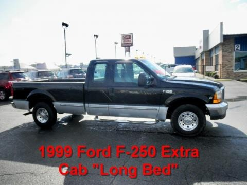 1999 ford f250 super duty xlt extended cab data info and specs. Black Bedroom Furniture Sets. Home Design Ideas