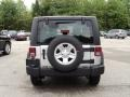 2011 Bright Silver Metallic Jeep Wrangler Sport 4x4  photo #4