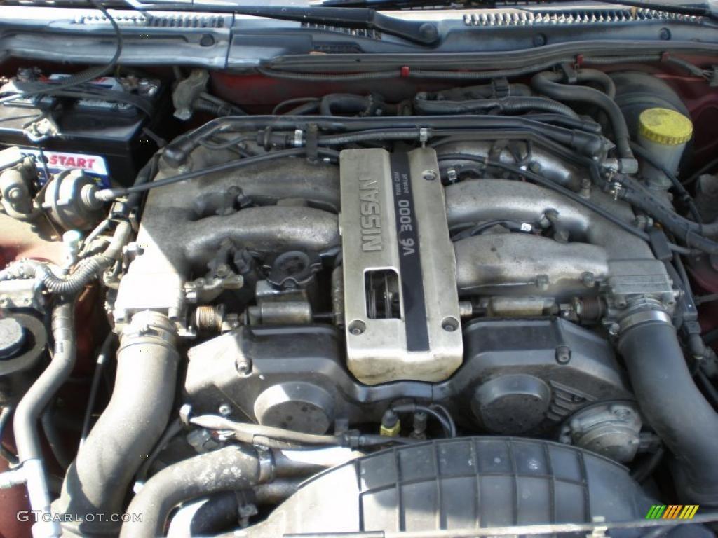 1994 nissan 300zx coupe 3 0 liter dohc 24 valve v6 engine photo 49857425 gtcarlot