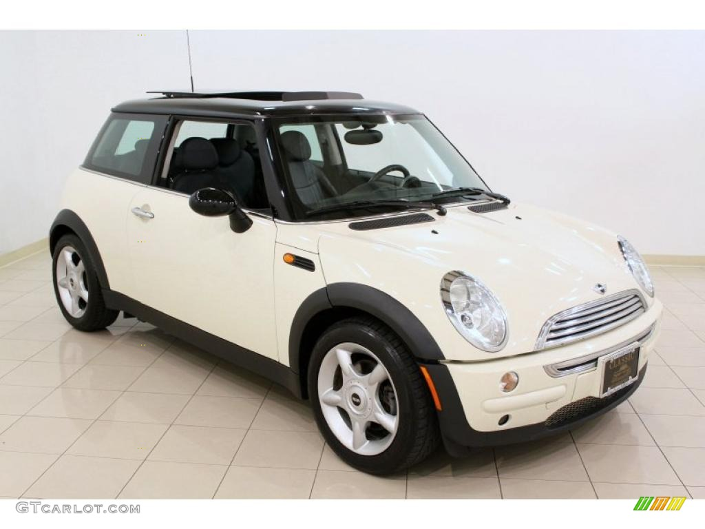 2004 pepper white mini cooper hardtop 49856513 car color galleries. Black Bedroom Furniture Sets. Home Design Ideas