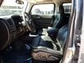 Ebony/Pewter Interior Photo for 2009 Hummer H3 #49858250