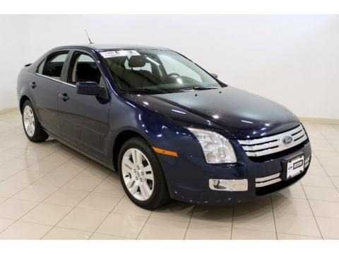 2007 ford fusion sel v6 awd data info and specs. Black Bedroom Furniture Sets. Home Design Ideas