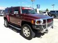 Sonoma Red Metallic 2008 Hummer H3 Gallery