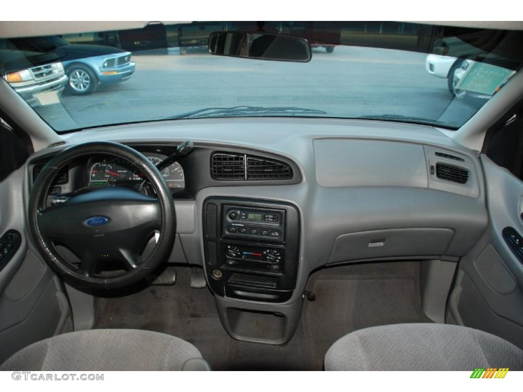 2003 ford windstar le medium graphite dashboard photo 49861568