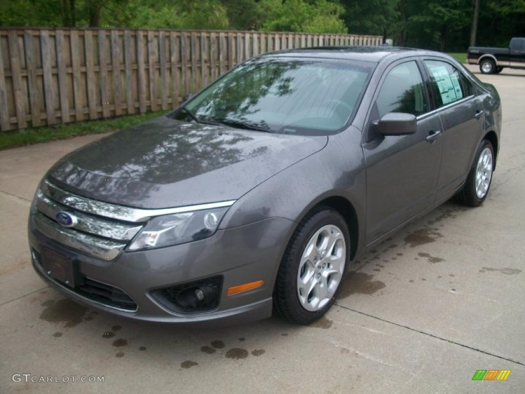sterling grey metallic ford fusion ford fusion se