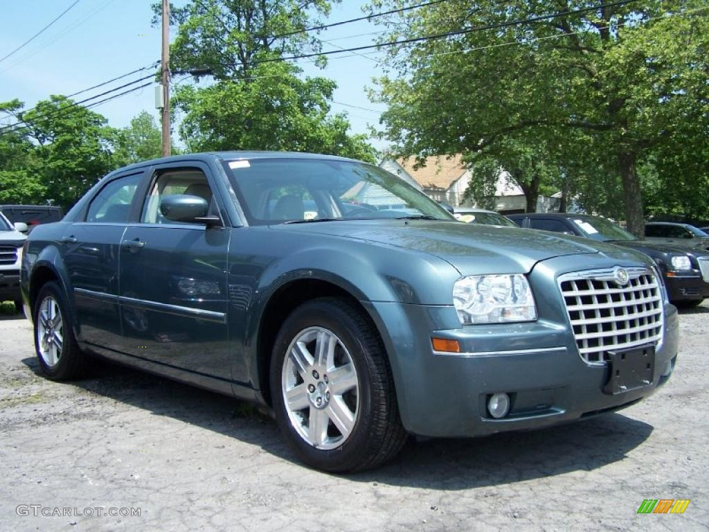 magnesium pearlcoat 2006 chrysler 300 touring awd exterior. Black Bedroom Furniture Sets. Home Design Ideas