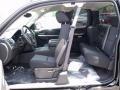 2011 Sierra 1500 SLE All Terrain Extended Cab Ebony Interior