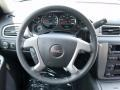 2011 Sierra 1500 SLE All Terrain Extended Cab Steering Wheel