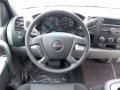 2011 Sierra 1500 SL Extended Cab Steering Wheel