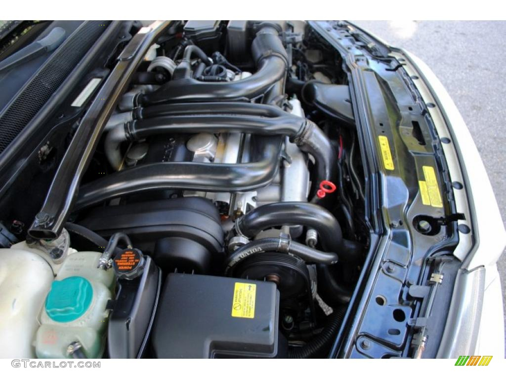 2002 Volvo S80 T6 2 9 Liter Twin Turbocharged Dohc 24