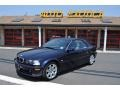 Orient Blue Metallic 2003 BMW 3 Series 325i Convertible