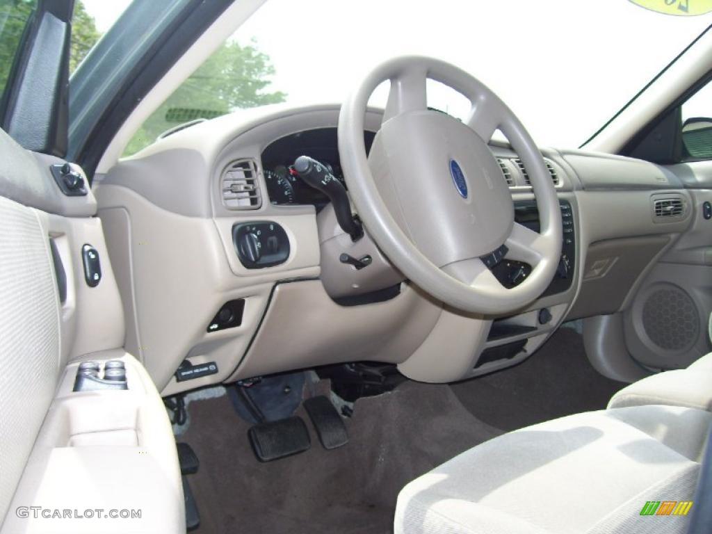 2005 ford taurus se interior photo 49874414. Black Bedroom Furniture Sets. Home Design Ideas
