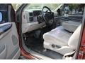 Medium Graphite 1999 Ford F350 Super Duty Interiors
