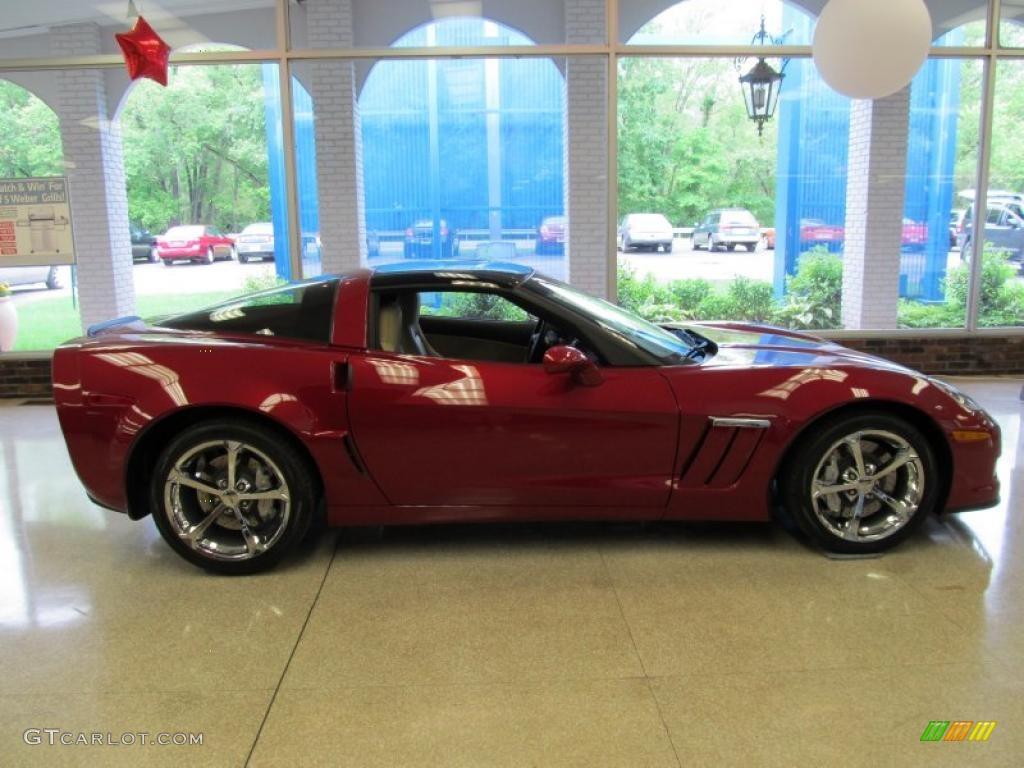 2011 crystal red tintcoat metallic chevrolet corvette