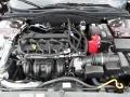 2011 Bordeaux Reserve Metallic Ford Fusion SE  photo #24