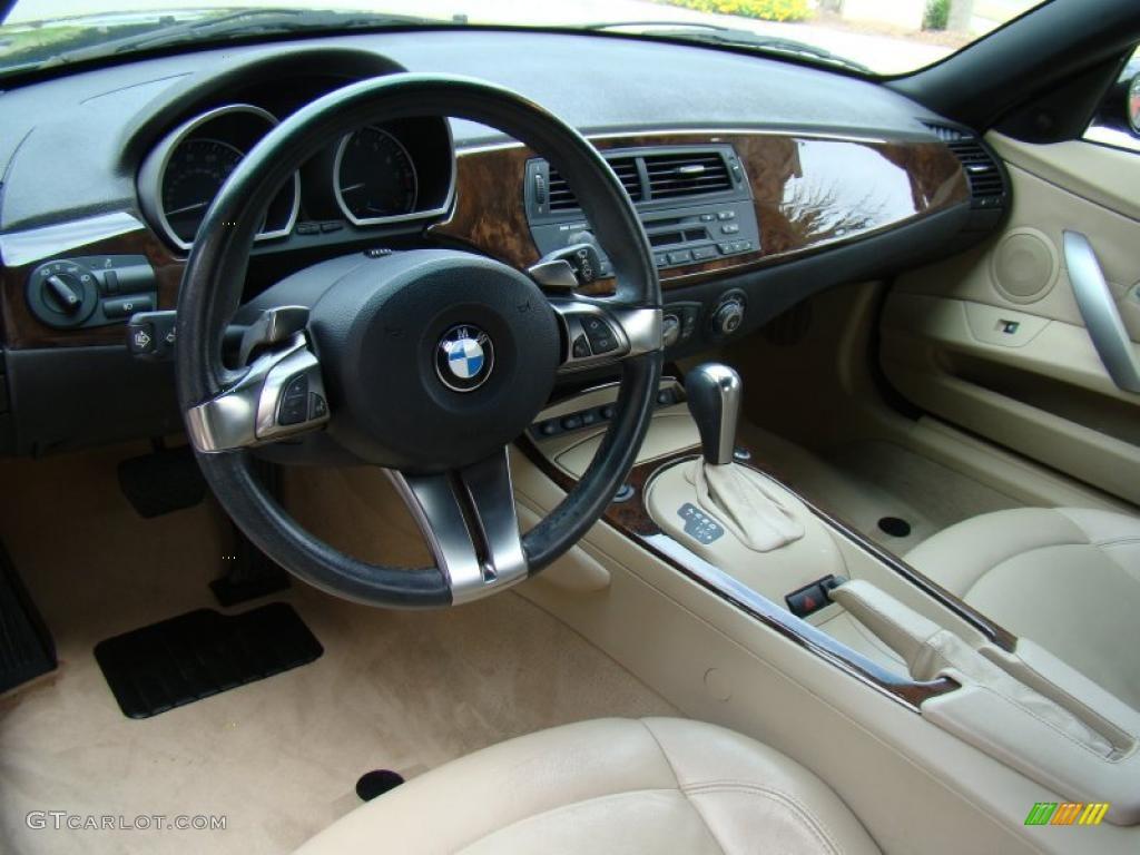 2006 Bmw Z4 3 0i Roadster Interior Photo 49883096 Gtcarlot Com