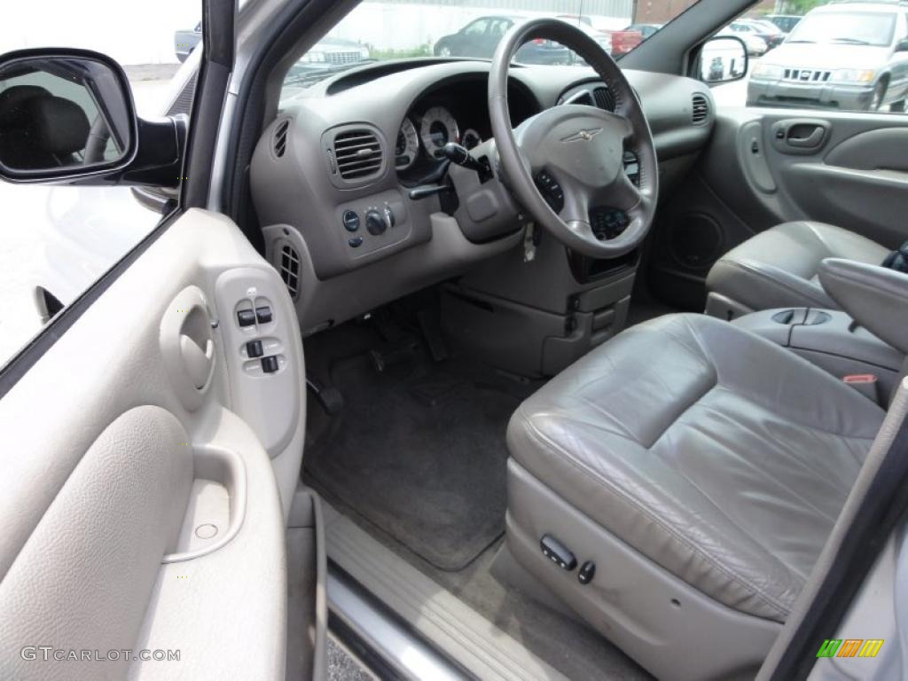 2001 Chrysler Town Country Lxi Interior Photo 49884161
