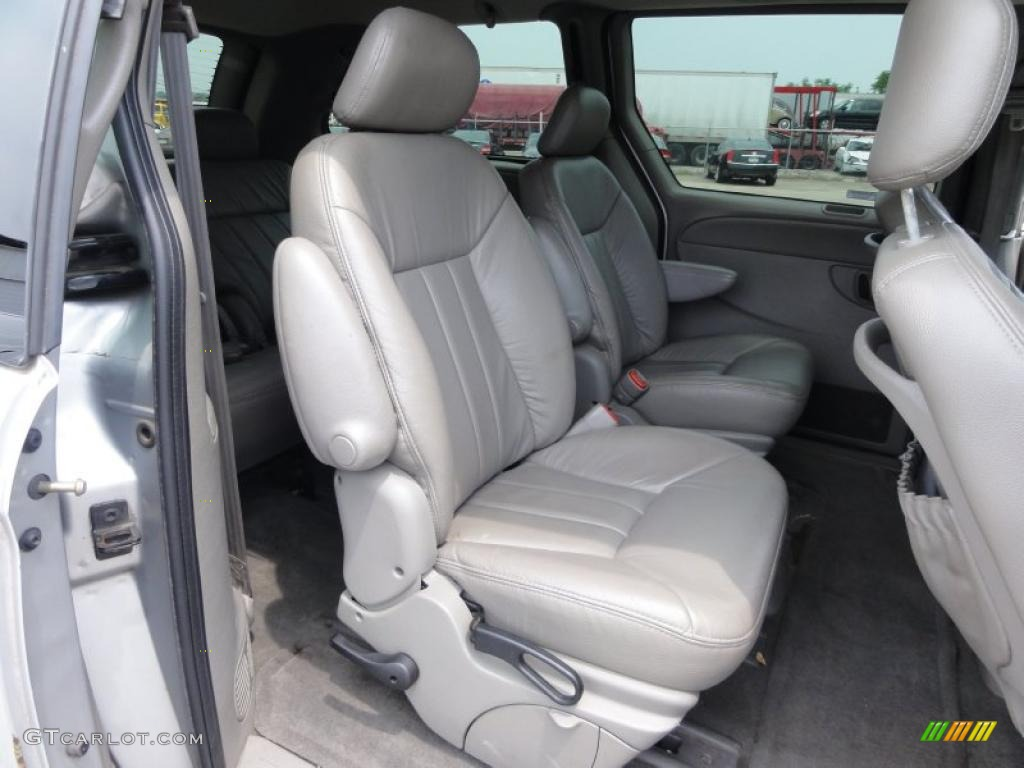 2001 Chrysler Town Country Lxi Interior Photo 49884320