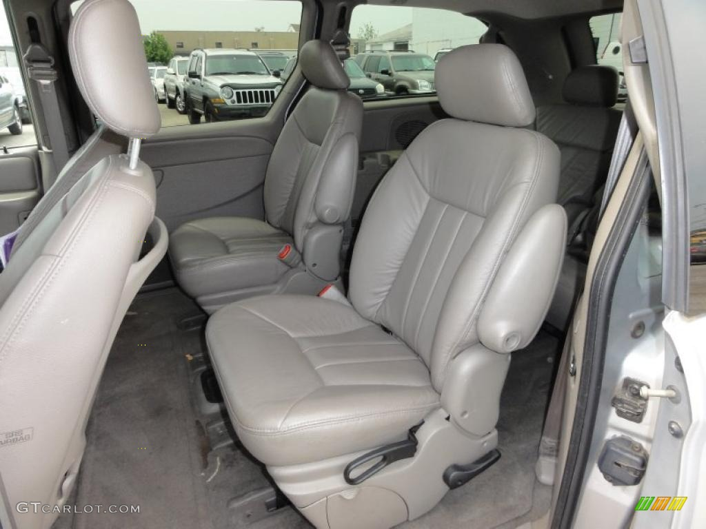 2001 Chrysler Town Country Lxi Interior Photo 49884335