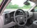 2009 Victory Red Chevrolet Silverado 1500 Regular Cab 4x4  photo #12