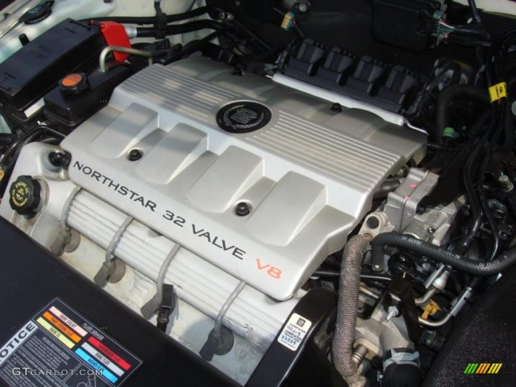 1999 Cadillac Seville Sts 4 6 Liter Dohc 32 Valve Northstar V8