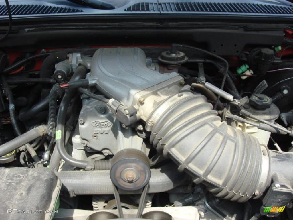 on 1994 Ford Lightning Motor
