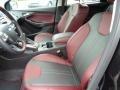 2012 Tuxedo Black Metallic Ford Focus SEL 5-Door  photo #8