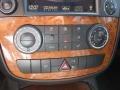 Controls of 2009 R 350 4Matic