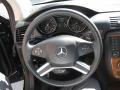 2009 R 350 4Matic Steering Wheel