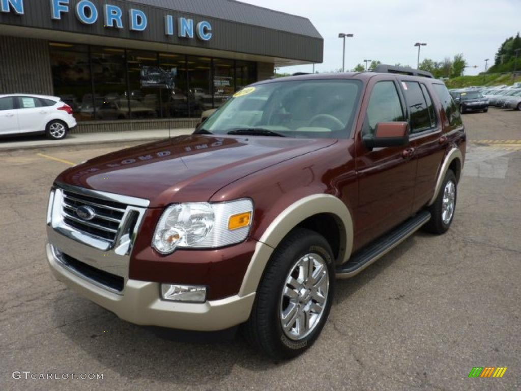 2010 Ford Explorer Eddie Bauer Package