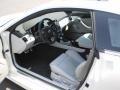 2011 CTS -V Coupe Light Titanium/Ebony Interior