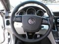 2011 CTS -V Coupe Steering Wheel