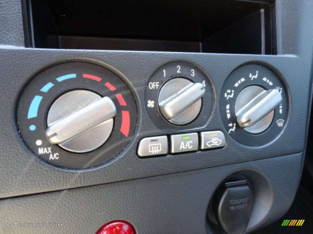 2003 Mitsubishi Outlander Ls Controls Photo 49905888