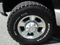2005 Dodge Ram 2500 SLT Quad Cab 4x4 Wheel and Tire Photo