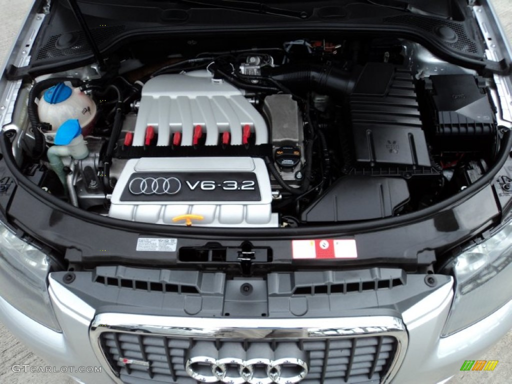 Kekurangan Audi A3 3.2 Review