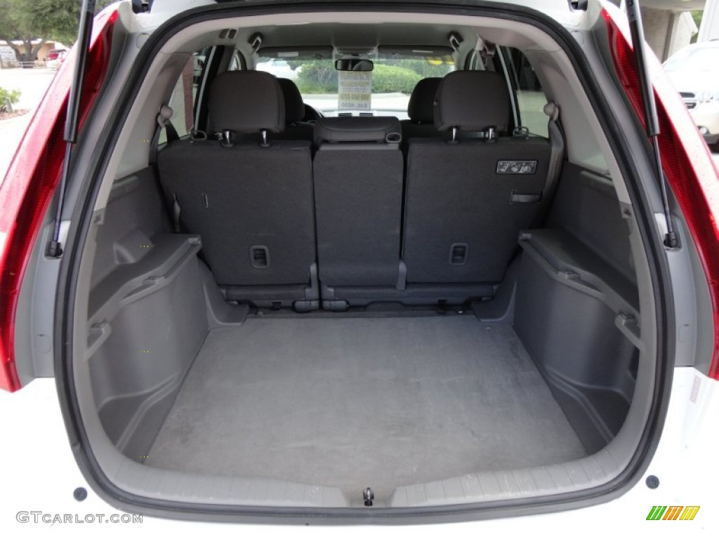 2010 CR-V LX - Taffeta White / Gray photo #10