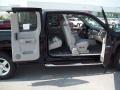 2011 Black Chevrolet Silverado 1500 LTZ Extended Cab 4x4  photo #14
