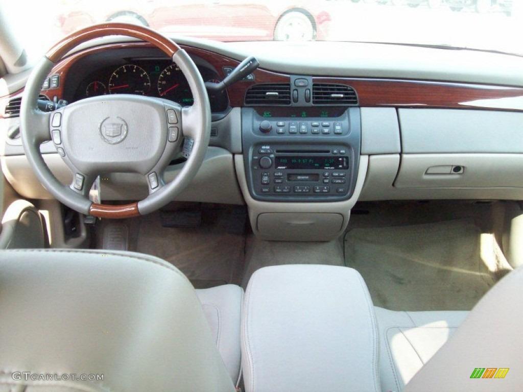 2004 Cadillac Deville Dhs Shale Dashboard Photo 49915839