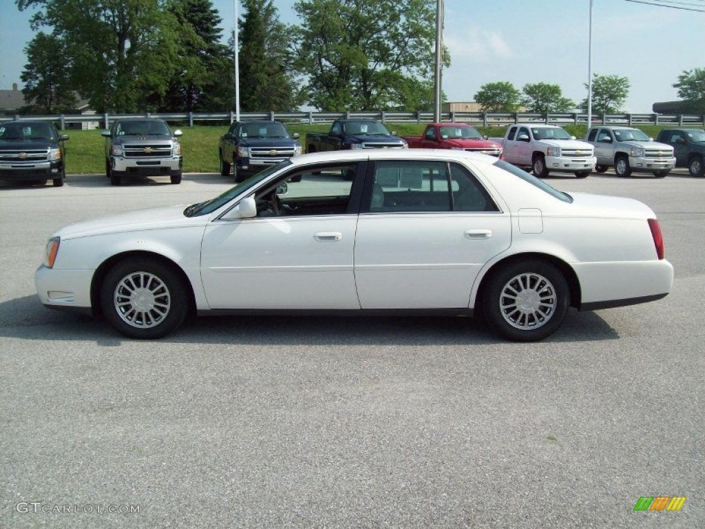 white diamond 2004 cadillac deville dhs exterior photo 49915848. Cars Review. Best American Auto & Cars Review