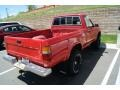 Cardinal Red - Pickup Deluxe Regular Cab 4x4 Photo No. 2