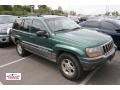 1999 Everglade Green Pearl Jeep Grand Cherokee Laredo 4x4 #49904886