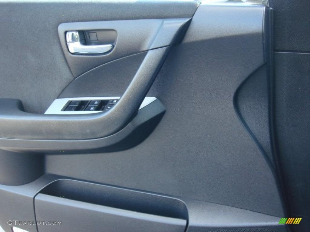 2007 Murano S - Brilliant Silver Metallic / Charcoal photo #14
