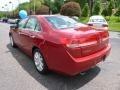 JV - Sangria Red Metallic Lincoln MKZ (2010)